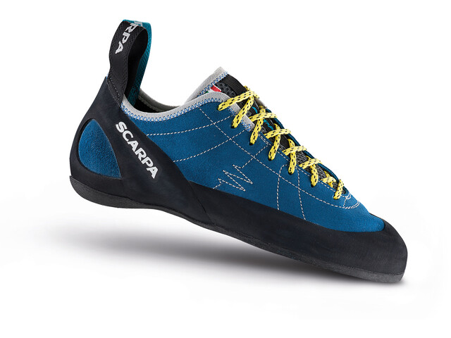 Scarpa Helix Climbing Shoes hyper blue
